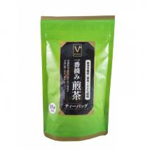 ชาเขียว เซนฉะ Premium sencha  ชนิด tea bag ใช้ใบชาอิจิบังชา 100% หอมจนหยดสุดท้าย