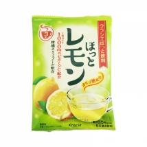 Kracie Lemon Tea ชามะนาว ชนิดซอง บรรจุ 3 ซองเล็ก