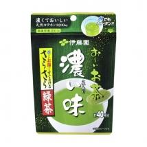 ชาเขียวผงชนิดเข้มข้น ITOEN อิโตะเอ็น ชนิดผง รสเข้มข้น