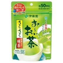 ชาเขียวญี่ปุ่น ITOEN อิโตเอ็น ชนิดผง ขนาด 40 กรัม ชงได้ 50 แก้ว ราคาถูกที่สุด