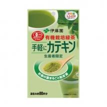 ชาเขียวคาเทชิน itoen catechin tea ต้านอนุมูลอิสระ antioxidant 40g