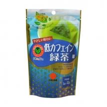 ชาเขียว คาเฟอีนต่ำ Low caffeine green tea ชนิดถุง 20 ถุงย่อย