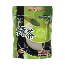 Maruko Green Tea ชาเขียวญี่ปุ่น ชงได้ 50 แก้ว ขนาด 40g