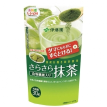 ITOEN ชาเขียวมัทฉะ เข้มข้น ละลายทันที ไม่เป็นก้อน ชงกับนมอร่อยสุดๆ