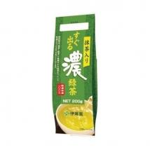 ชาเขียวมัทฉะ รสเข้มข้น ได้รสชาติทันทีเมื่อเติมน้ำร้อน ชนิดใบ itoen matcha greentea