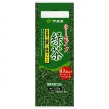 ชาเขียวคัดพิเศษ ITOEN green tea ขนาดครอบครัว