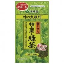 ชาเขียวอิโตเอ็น ฟุกะมุชิ ชนิดใบ รสเข้มข้ม ชั้นพิเศษคัดอย่างดี