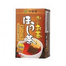 ชาโฮจิ อิโตเอ็น ITOEN แบบถุงชา tea bag 20 ซอง