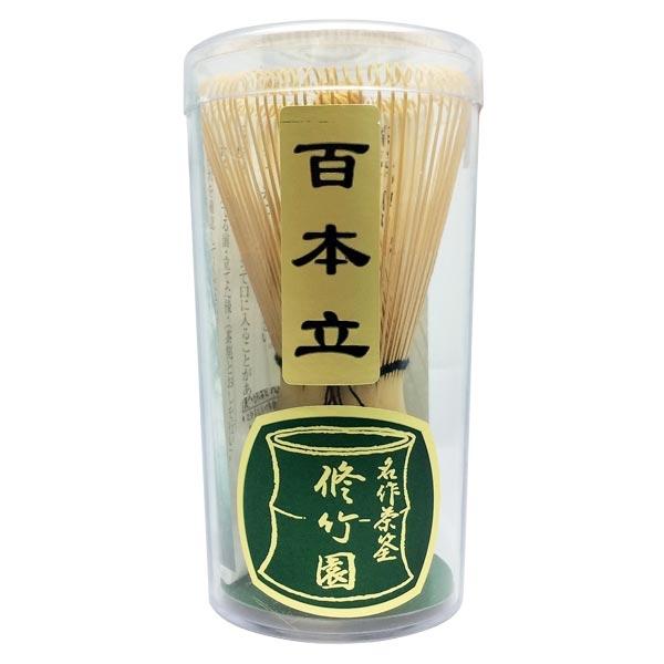 ไม้แปรงชงชา อย่างดี ชนิด 100 ก้าน Matcha Chasen Whisks