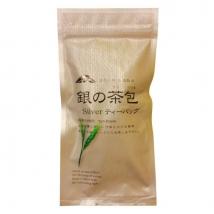 ชาเขียวอย่างดี Silver จากอิเซะ แหล่งผลิตชาที่มีชื่อของญี่ปุ่น tea bag