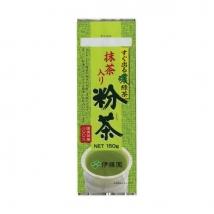 อิโตเอ็น ชาเขียวใบปั่นผงละเอียด  ผสมมัทฉะ 150 g