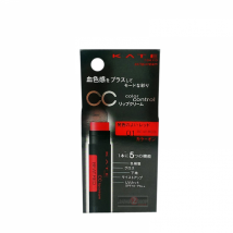 ลิปสติก Kanebo (Kanebo) Kate CC lip balm Red
