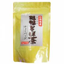 ชาโซบะ ดื่มเพื่อสุขภาพ ต้านมะเร็ง ชนิดซอง tea bag