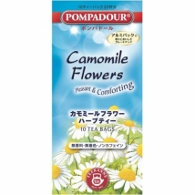Camomile Flowers ชาดอกคาโมไมล์