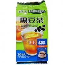 Hishiwa ชาถั่วดำ ชนิดซอง tea bag ไม่มี คาเฟอีน