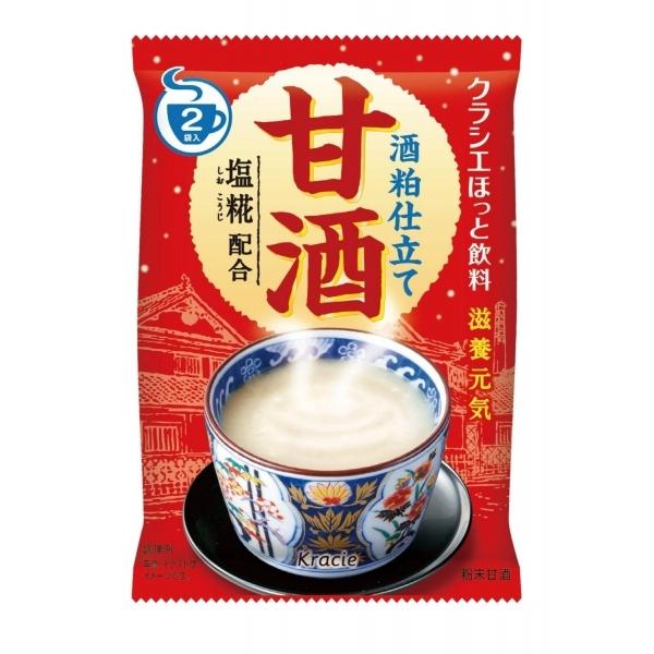 ชาเหล้าสาเกหวาน Kracie