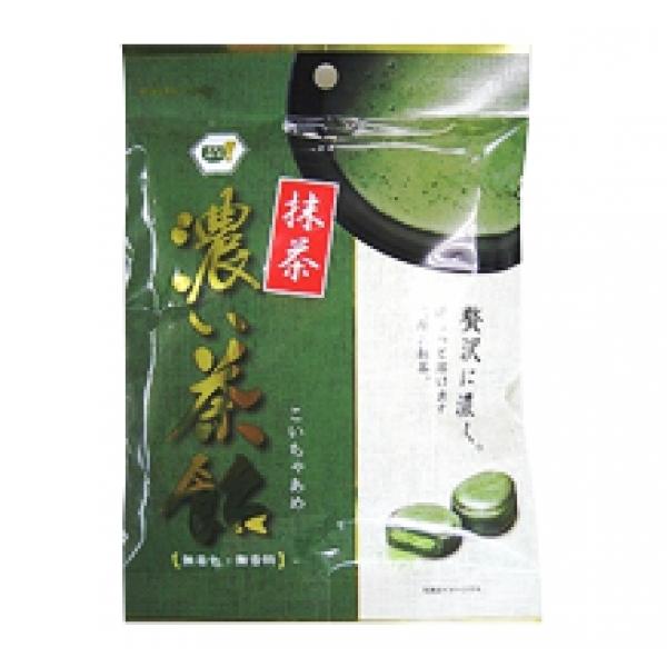 ลูกอมชาเขียวมัทฉะ  Horotto Tokedasu