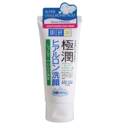 โฟมล้างหน้า HADA LABO Super Hyaluronic Acid. Moisturizing Face Wash