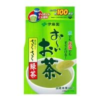 ชาเขียวญี่ปุ่น อิโตเอ็น ITOEN ชนิดผง 80 กรัม ชงได้ 100 แก้ว